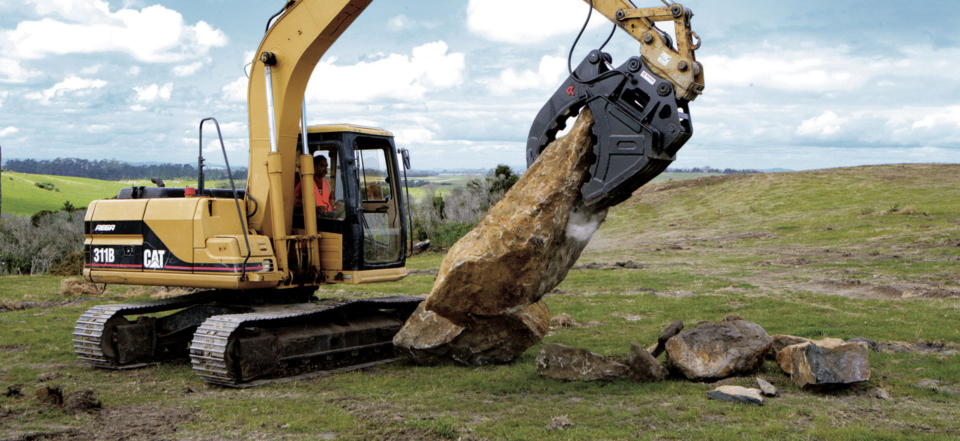 Quality equipment hire and service