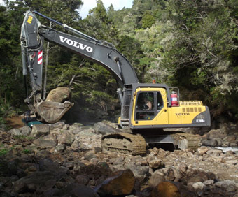 Excavators 8 - 40 Ton